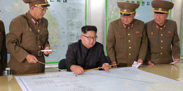 Kim-Jong un dirige son pays comme son père savait très bien le faire.