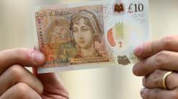 Un nouveau billet de banque à l'effigie de Jane Austen au