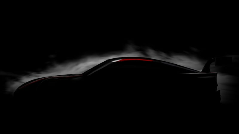 Toyota Supra Super GT Concept to be revealed at Tokyo Auto Salon