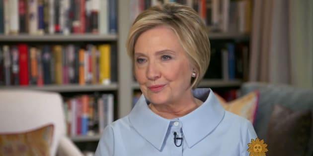 """Promis juré, Clinton ne sera plus jamais candidate: """"j'en ai fini, ça a fait très mal"""""""