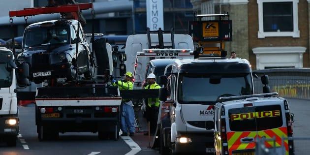 Attentats de Londres: les assaillants voulaient louer un camion