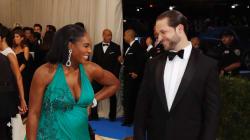 Le mari de Serena Williams s'est inspiré de «Three Billboards» pour lui offrir ce