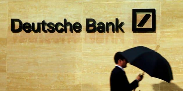 Deutsche Bank mina vagante d