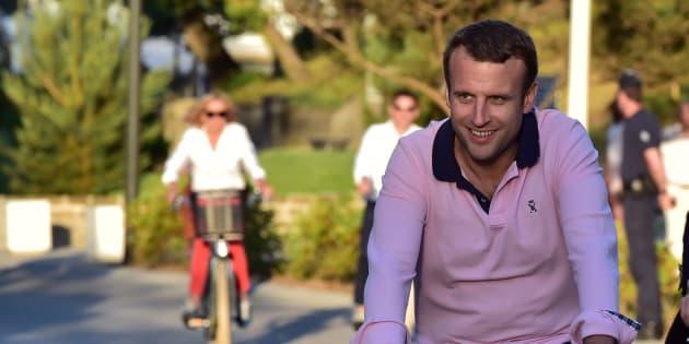 Emmanuel Macron fête son anniversaire au château de Chambord
