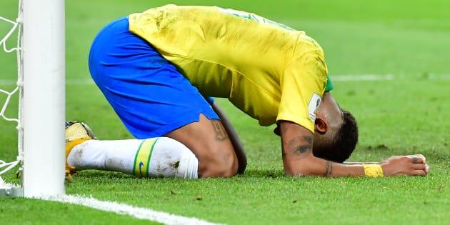 Brasile, la delusione di Neymar:
