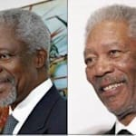 How Kofi Annan Once Reacted To Being Mistaken For Morgan