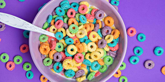 Although you can't taste it, some cereals are packed with salt.