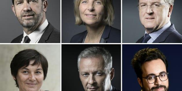 Résultats législatives 2017: le 1er tour offre un boulevard pour cinq des six ministres en lice