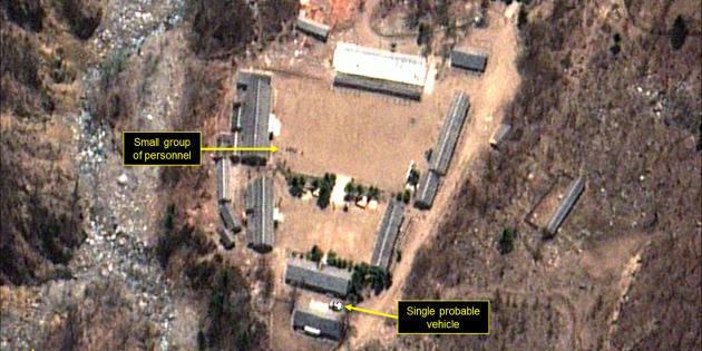 Secondo uno studio cinese, il principale sito nucleare di Pyongyang è crollato. Per questo Kim si è ...