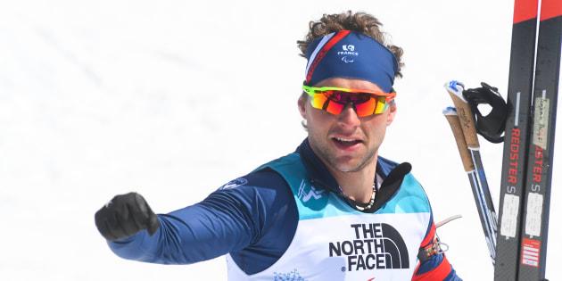 Jeux paralympiques de Pyeongchang: Deuxième titre et troisième médaille pour Benjamin Daviet.