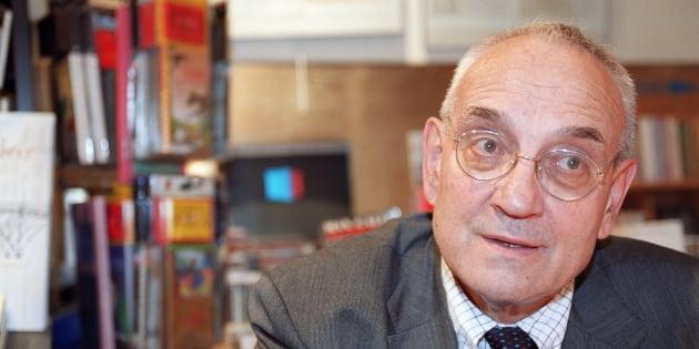 L'académicien Max Gallo est décédé