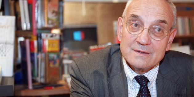 L'historien Max Gallo est mort à l'âge de 85 ans