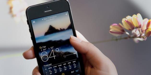Con estas apps, el clima te hará los mandados.
