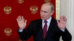 Pour Poutine, les relations russo-américaines se sont