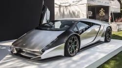 世界に1台、ケン・オクヤマのスーパーカー「Kode