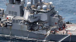 USS Fitzgerald: Missing US Sailors Found