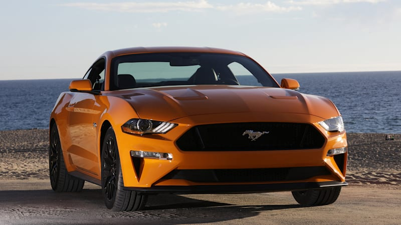 Ford Mustang is world's best-selling sports coupe, again
