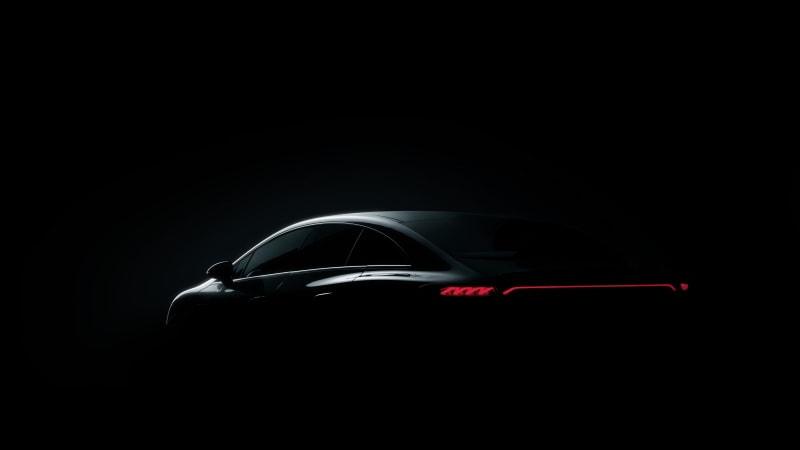 Mercedes-Benz's E-Class-sized EQE EV will make its debut in Munich