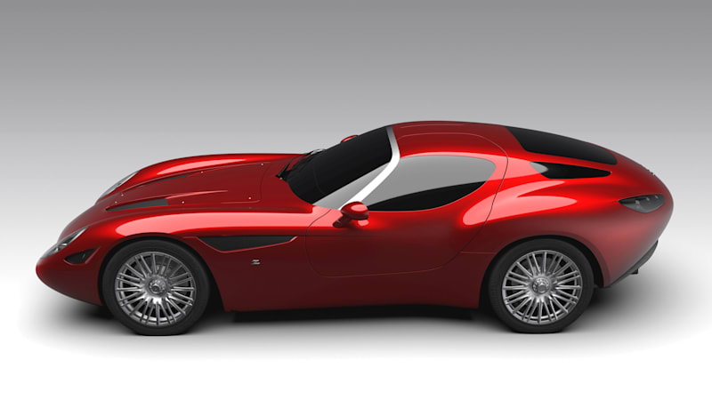 Zagato To Reveal New Maserati Powered Mostro At Villa Deste Autoblog