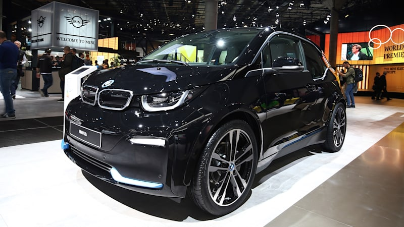 All BMW i3 EVs ever sold in U.S. are recalled over crash test results