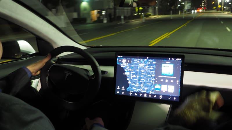 The Case For Tesla Model 3 Having A Sophisticated Hud