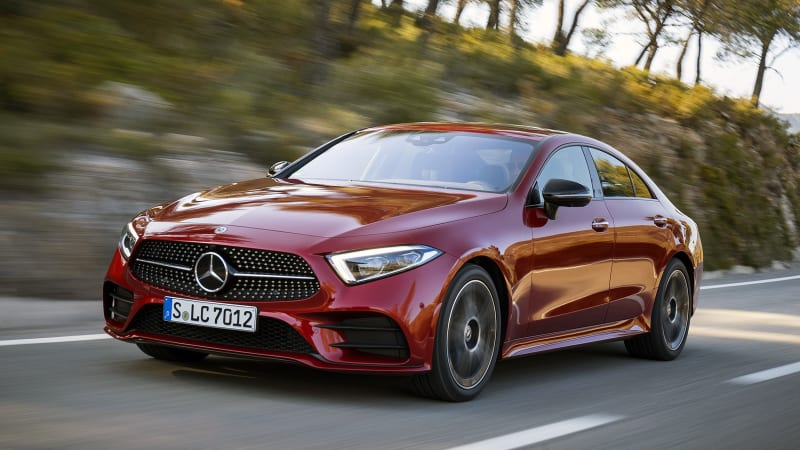 2019 Mercedes-Benz CLS First Drive Review