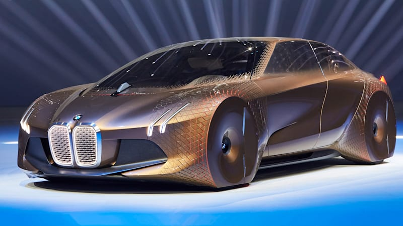 BMW iNext EV to get 435 miles of range, goes on sa