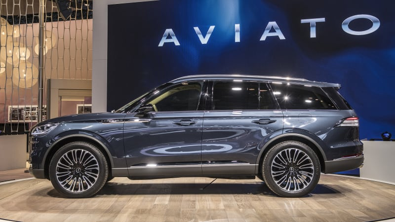 Lincoln Aviator, VW pickup, Subaru Forester: Opinions from NYIAS - Autoblog
