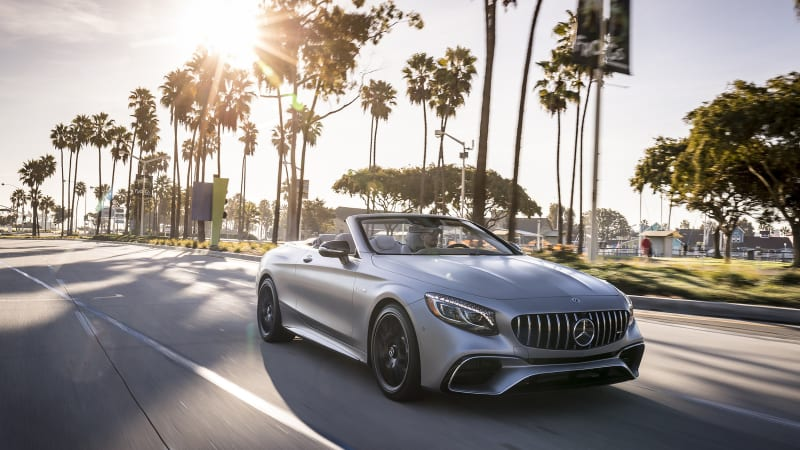 2018 Mercedes-Benz S-Class Coupe and Cabriolet reviewed - Autoblog