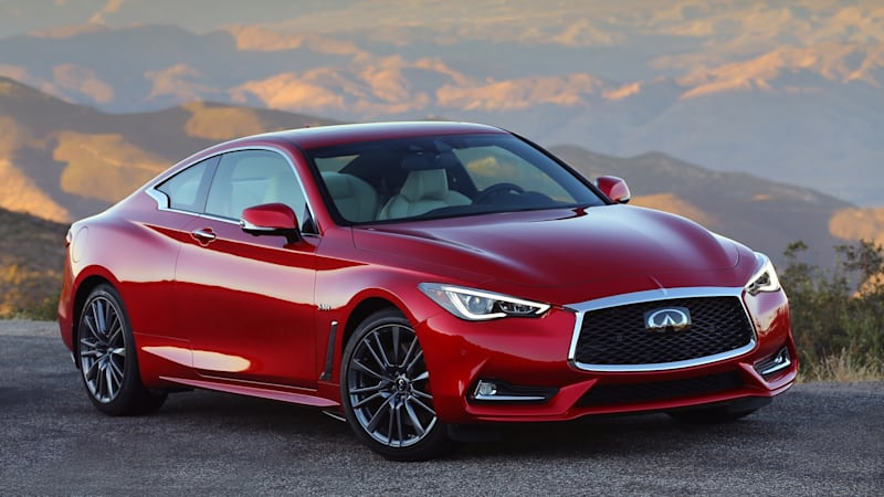 2018 Infiniti Q60 Red Sport 400 Quick Spin Review