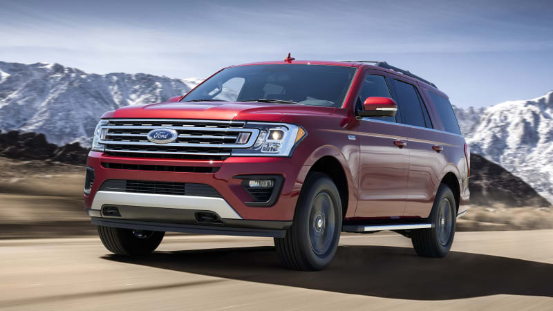 2018 Ford Expedition Platinum Drivers