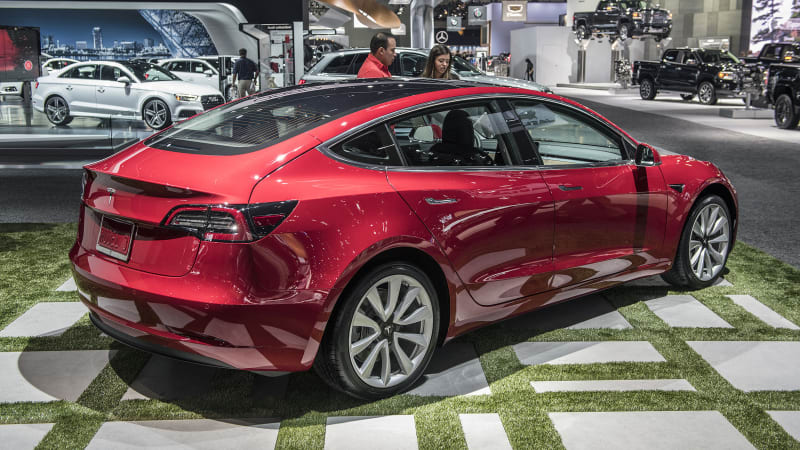 Consumer Reports Has Said It Will Retest The Tesla Model 3 Purchased To Confirm That A Promised Firmware Update Braking System Corrects Poor