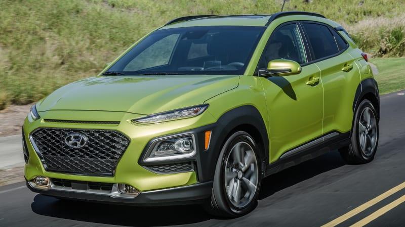 2018 Hyundai Kona First Drive Review