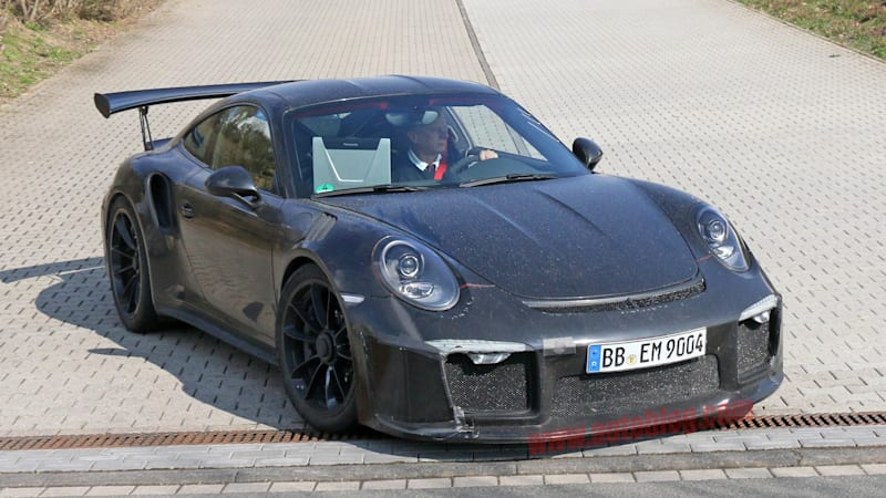 porsche 911 gt2 rs gets water injection makes more than 641 horsepower autoblog. Black Bedroom Furniture Sets. Home Design Ideas