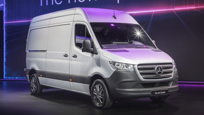 Mercedes-Benz opens $500 million Sprinter plant in South ...