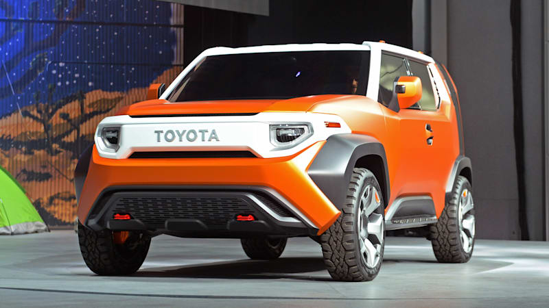 Honda Element Concept >> Toyota S Ft 4x Concept Learned The Wrong Lessons From The Honda