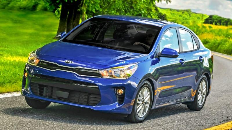 kia rio manual transmission review