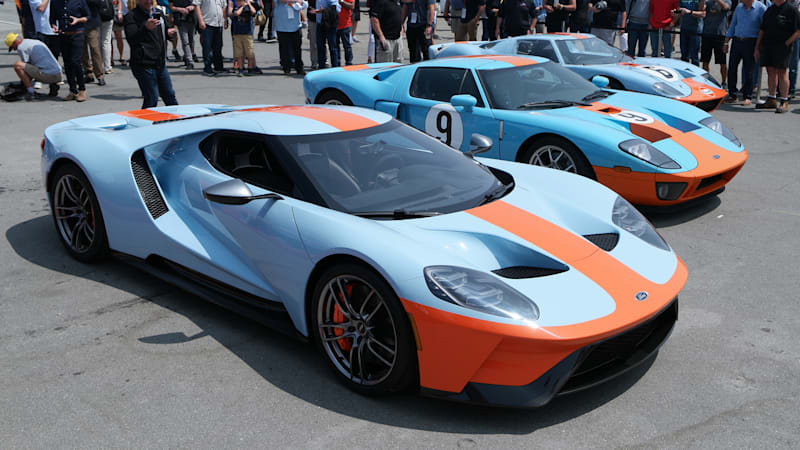 2020 Ford Gt Ford Reviews And Rankings