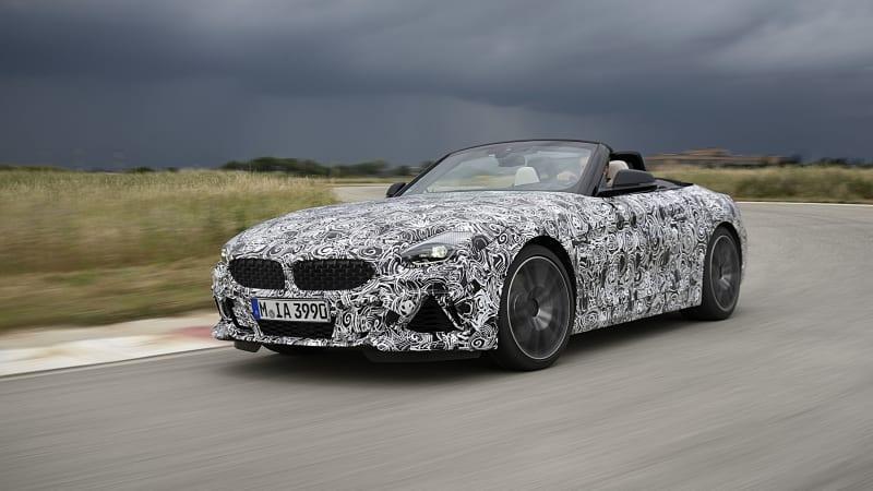 2020 BMW Z4 Prototype First Drive