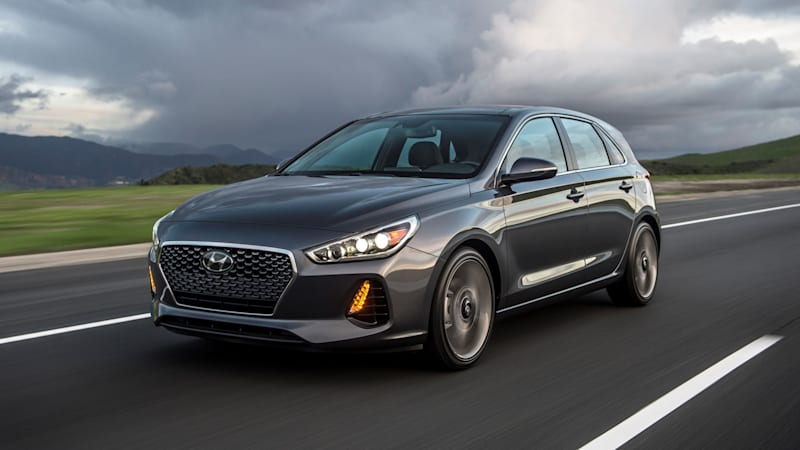 2018 Hyundai Elantra GT Sport Quick Spin | More than just