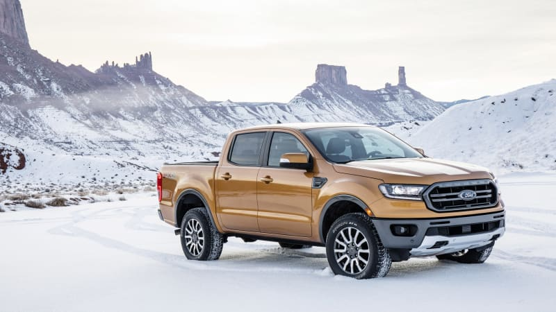 Ford Ranger Diesel >> 2019 Ford Ranger Gas And Diesel Engine Possibilities Autoblog
