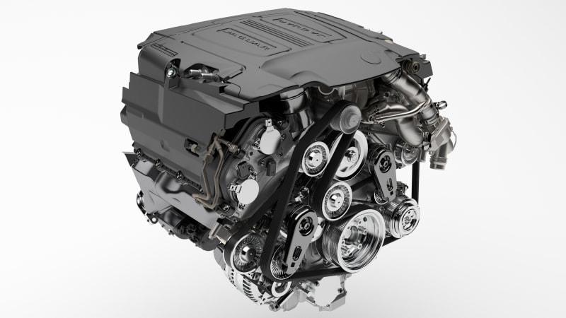 thieves stole $3.7 million worth of jaguar land rover engines - autoblog
