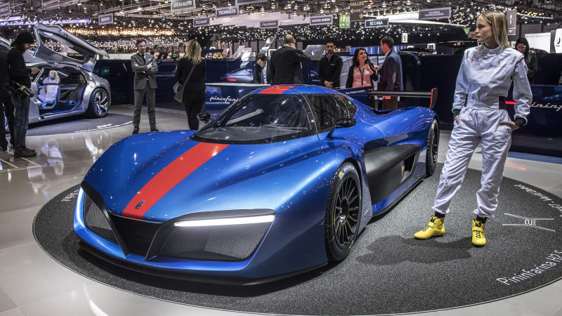 photo image Mahindra's Automobili Pininfarina now officially a standalone EV brand