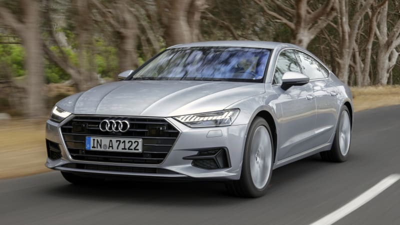 2019 Audi A7 gets lower base price than old model