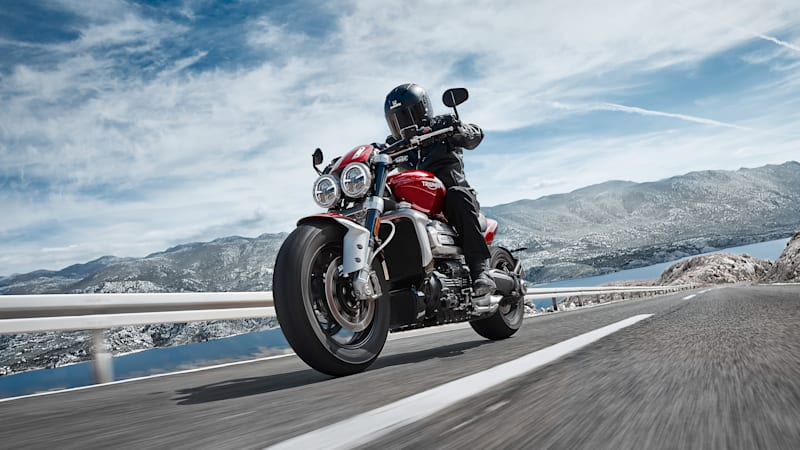 2020 Triumph Rocket 3 Gets The Biggest Engine In The