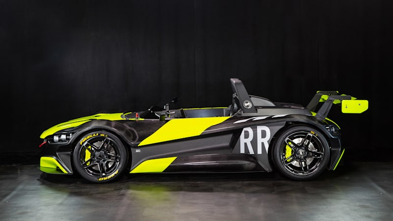 The Vuhl 05, 05 ROC and 05RR get official in the U.S.
