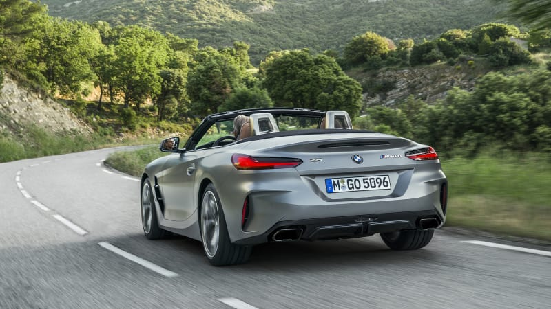 Bmw Releases Updated 0 60 Mph Time For Z4 M40i Making It Quicker