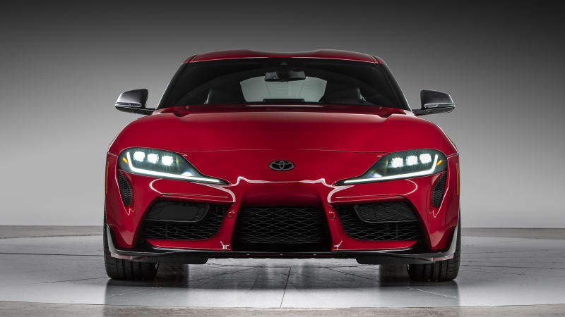 2019 Detroit Auto Show: Quick takes on the Supra, Explorer, GT500 and more