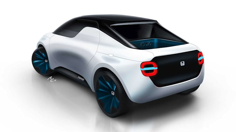 Honda Is Set To Make A Major Splash At The 2019 Geneva Motor Show By Debuting Newest Iteration Of Its Due For Production Fully Electric Prototype