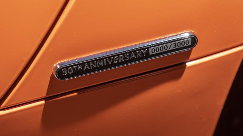 30th Anniversary Mazda MX-5 Miata sells out immediately
